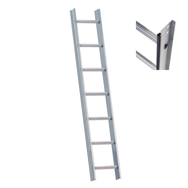 Layher Dachleiter gem. DIN 18160-5 TOPIC 1051 mit Schutzprofil