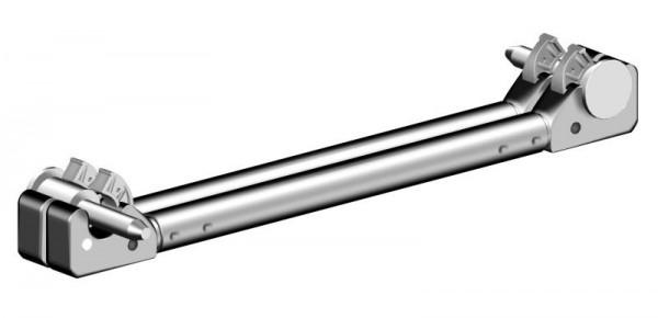 Leiterstützenset für Layher Stufeneinhängeleiter Uni Breit Fahrgerüst