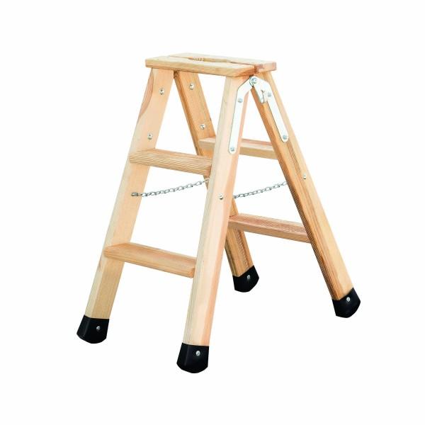 Stufen-Stehleiter 33806 2x3 Stufen