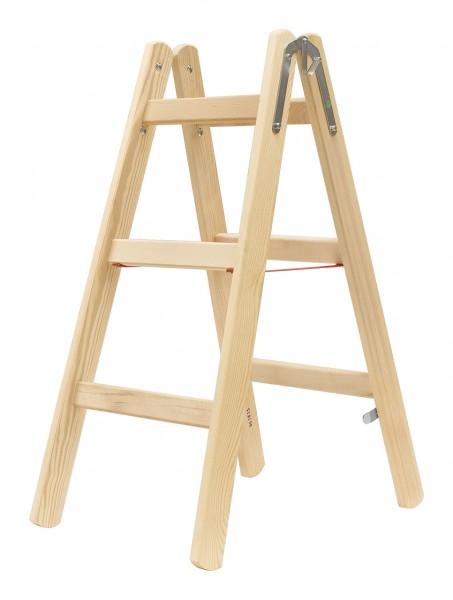 Hymer Holzleiter Sprossenstehleiter