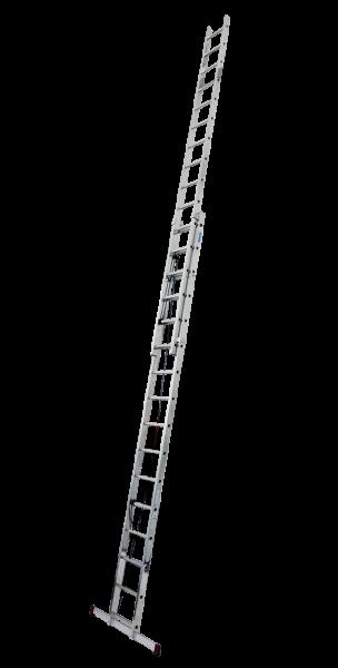 Krause Corda Seilzugleiter 2 x 16 Sprossen, Arbeitshöhe 8,65 m