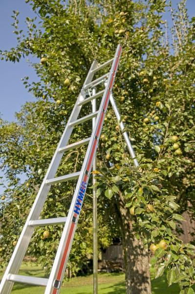 Hymer Obstbaumleiter einteilig nach DIN 68363