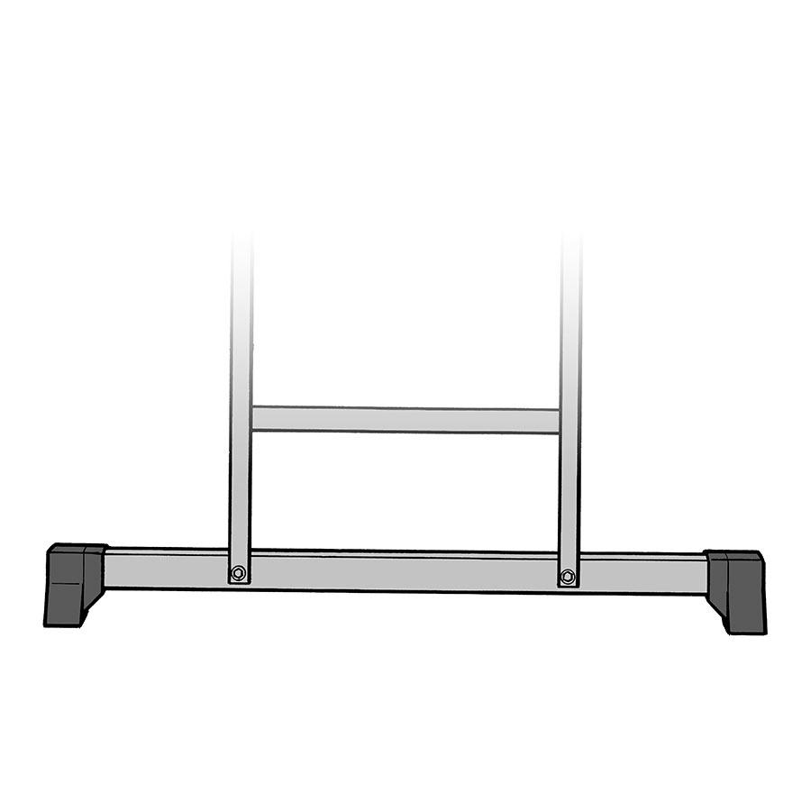 hymer traverse f r allzweck und vielzweckleitern vom. Black Bedroom Furniture Sets. Home Design Ideas