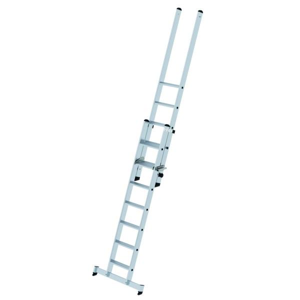 Stufen-Schiebeleiter 40640