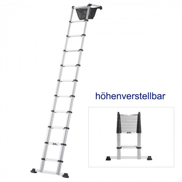 Hymer Teleskopanlegeleiter ZoomMaster 8013
