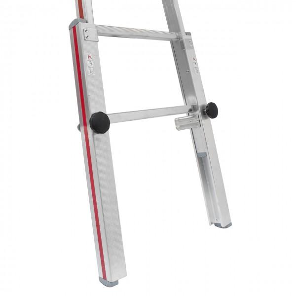Hymer Fußverlängerungsset für Treppenstehleiter 4123