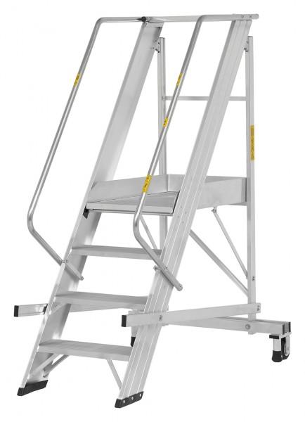 Hymer Podesttreppe mit Fahrtraverse 71082