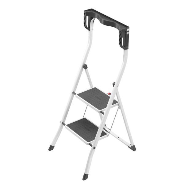 Hailo Safety Plus Stahl-Klapptritt