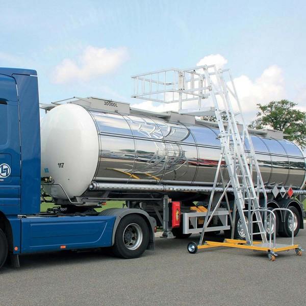 Günzburger Tankwagenleiter
