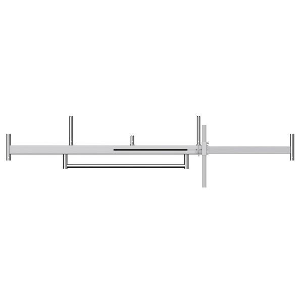 Layher Fahrbalken mit Bügel, verstellbar 3,20 m
