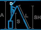 Piktogramm_Treppenstehleiter