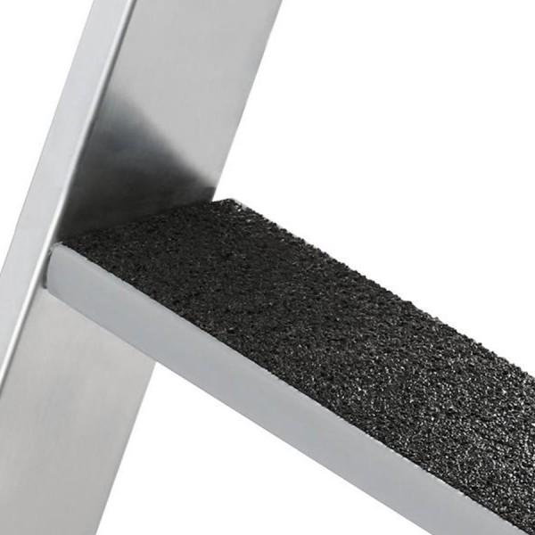 Günzburger Trittauflage clip-step R13 Nachrüstsatz für Aluminium-Anlegeleiter