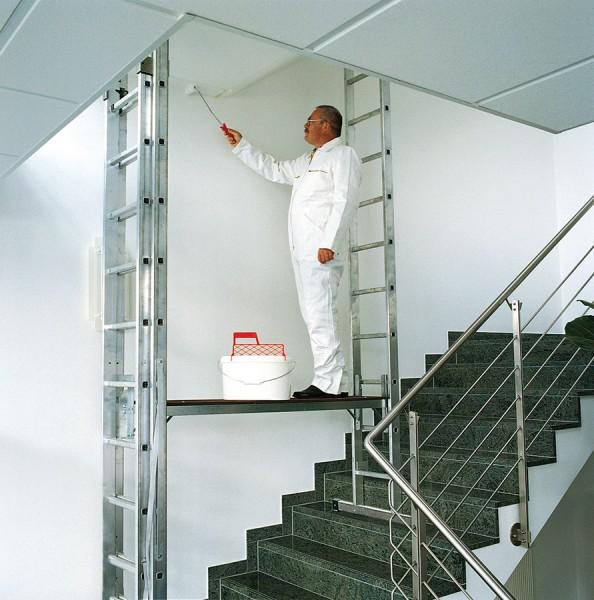 Günzburger Bausatz-Arbeitsdiele (ohne Leiter)