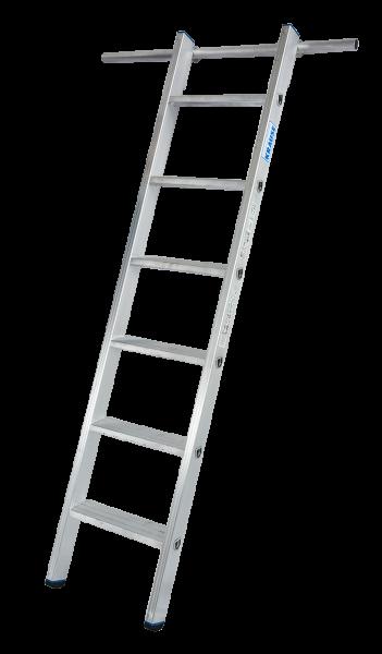 Krause Stabilo Stufen-RegalLeiter, einhängbar