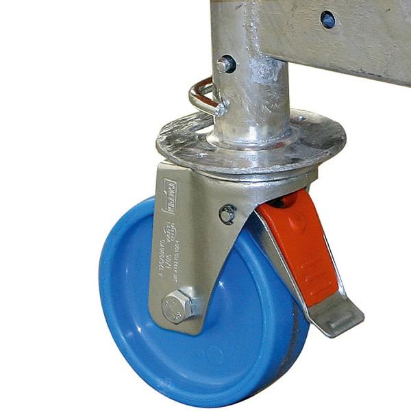 Krause Fahrrollensatz Durchmesser 125 mm