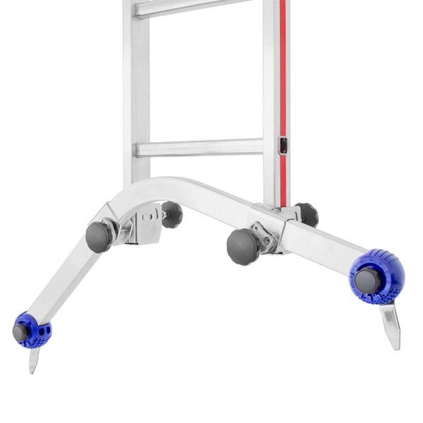 Hymer Universal-Traverse für alle gängigen Anlege-, Schiebe- und Seilzugleitern ohne Klappfuß