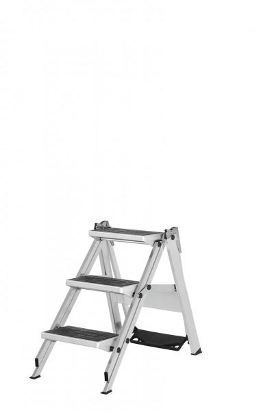 Hymer Sicherheitstreppe mit Bügel 6061