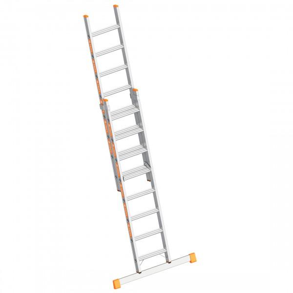 Layher Topic Stufenschiebeleiter 1032
