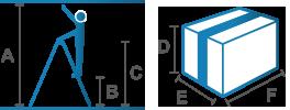 Piktogramm_Stehleiter