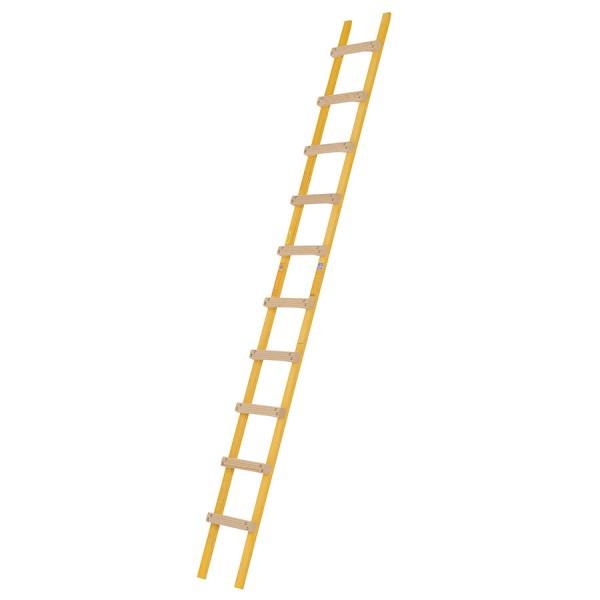 Hymer Dachdeckerleiter Holzauflegeleiter